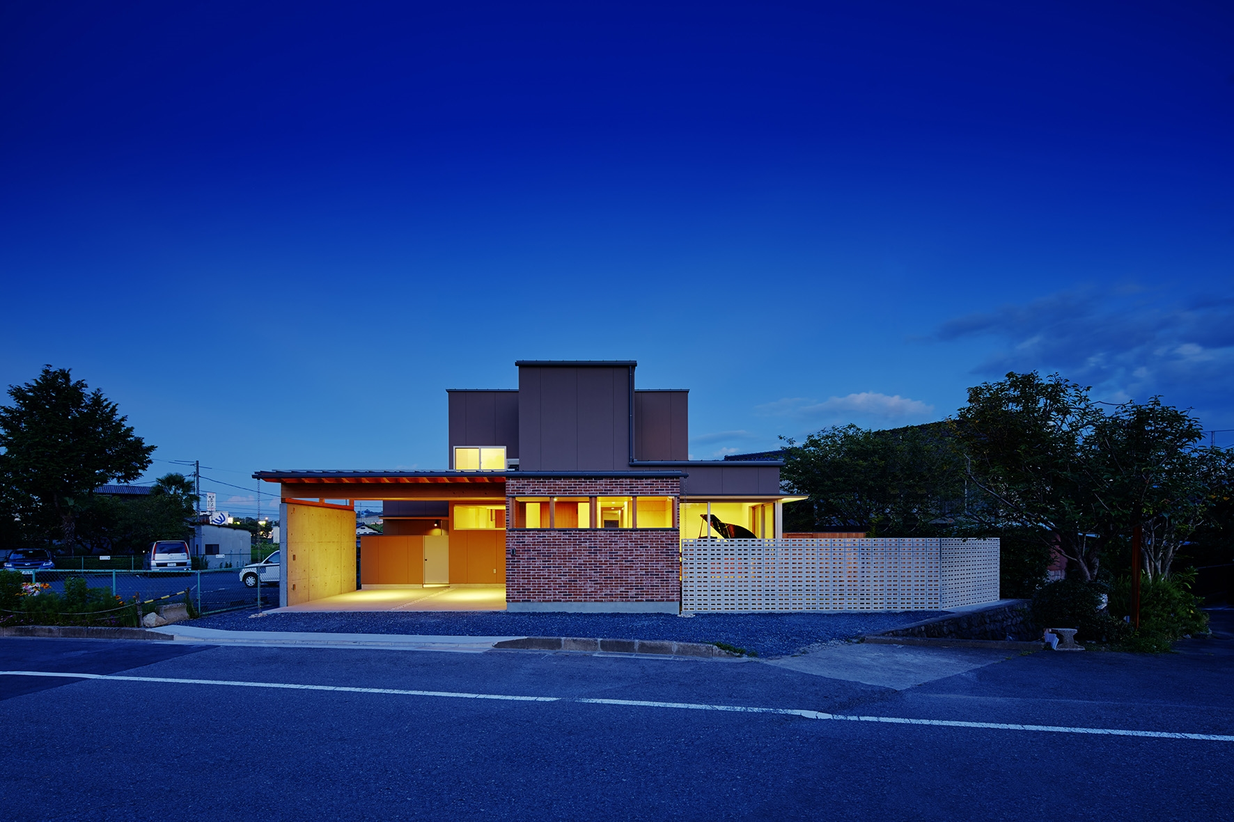 ケンチックス onh 岡山デザイナーズ住宅ギャラリー