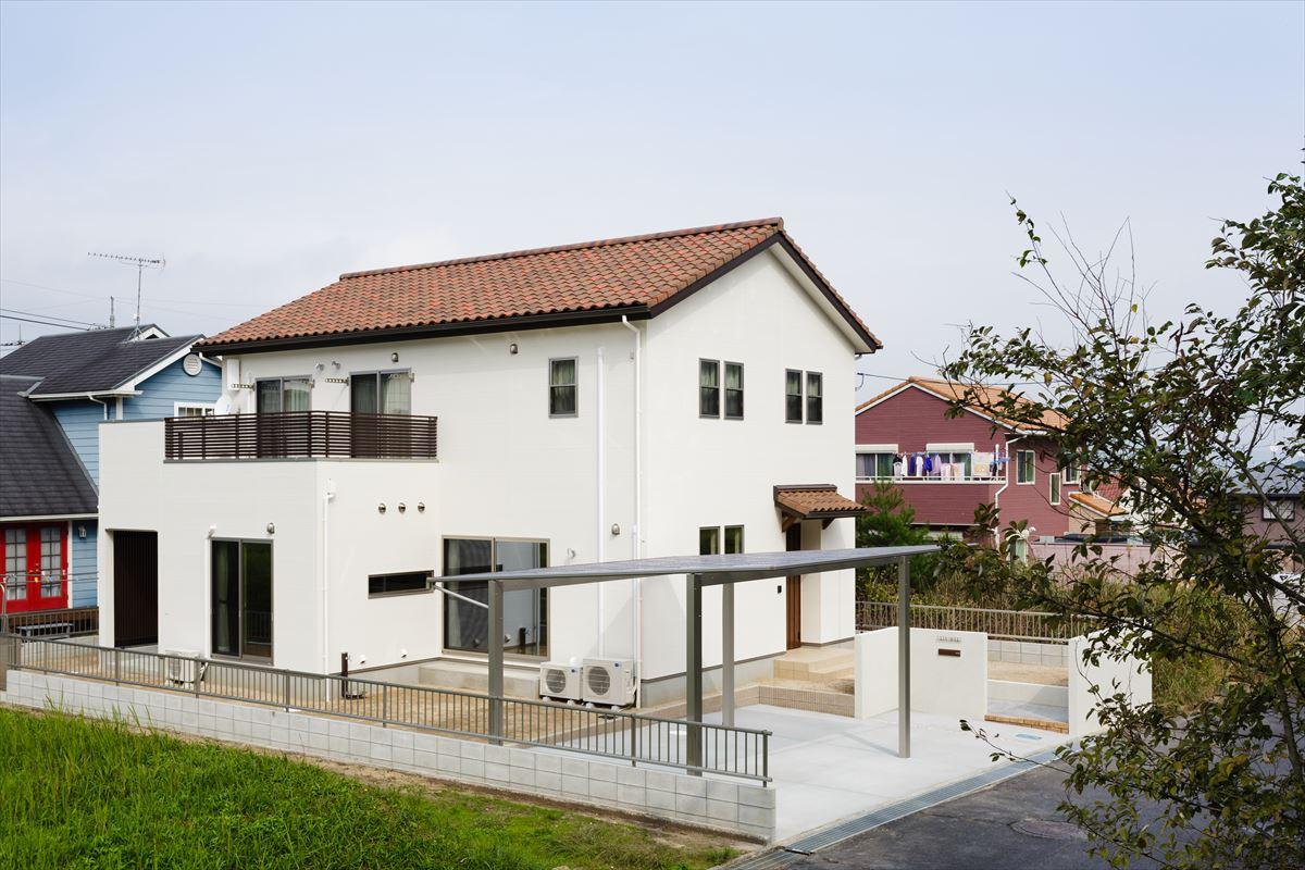 株式会社アルホーム 注文住宅 桜ケ丘東の家
